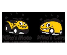 Milos Cars Logo